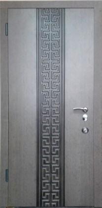 Входные уличные двери в квартиру в дом Armada (Украина) Ka107, Киев. Цена - 17 800 грн