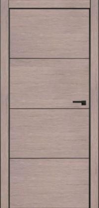 Межкомнатные ламинированные скрытые невидимые тайные двери без наличника скрытые с зеркалом ТМ Омега (Украина) ItalWood Тик радиальный, Киев. Цена - 8 069 грн