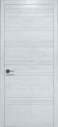 Межкомнатные белые шпонированные крашенные двери Status (Украина) U-013, Киев. Цена - 4 790 грн