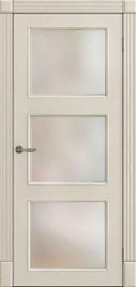 Межкомнатные скрытые тайные крашенные двери без наличника скрытые с зеркалом ТМ Омега (Украина) Рим ПОО, Киев. Цена - 5 505 грн