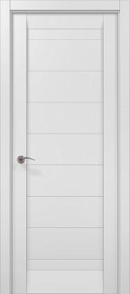 Межкомнатные белые двери Папа Карло (Украина) ML-04c, Киев. Цена - 3 900 грн