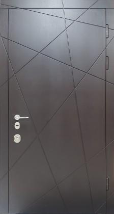 Входные бронированные уличные двери в квартиру в дом Armada (Украина) Ка64, Киев. Цена - 18 800 грн