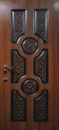 Входные бронированные уличные двери в квартиру в дом Armada (Украина) Ка106, Киев. Цена - 17 800 грн