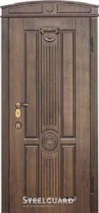 Входные бронированные уличные двери в квартиру Стилгард (Steelguard) Модель SG-15, Киев. Цена - 25 770 грн