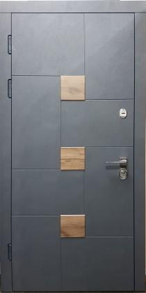 Входные бронированные уличные двери в квартиру в дом Armada (Украина) Ка263, Киев. Цена - 15 500 грн