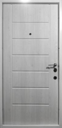 Входные бронированные уличные белые входные двери в квартиру в дом Armada (Украина) Ка57, Киев. Цена - 17 800 грн
