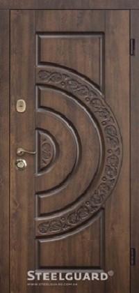 Входные уличные двери Стилгард (Steelguard) модель Optima, Киев. Цена - 12 900 грн