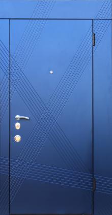Входные бронированные уличные двери в квартиру в дом Armada (Украина) Диагональ А14.51, Киев. Цена - 17 800 грн