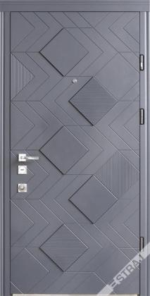 Входные бронированные двери в квартиру в дом СТРАЖ (Украина) Andora, Киев. Цена - 17 180 грн