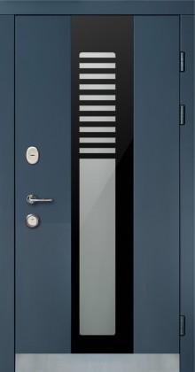 Входные бронированные уличные теплые двери в дом Стилгард (Steelguard) Антифрост -30, Киев. Цена - 32 400 грн