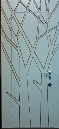 Входные бронированные уличные двери в квартиру в дом Armada (Украина) В14.15 дерево, Киев. Цена - 17 800 грн