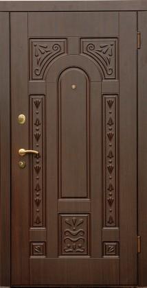 Входные бронированные уличные двери в квартиру в дом Armada (Украина) В5.3, Киев. Цена - 17 800 грн