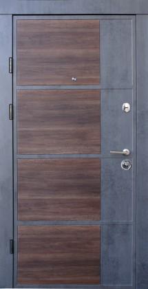 Уличные двери в квартиру Qdoors (Украина) Бостон-М, Киев. Цена - 8 600 грн