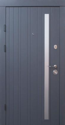 Входные двери в квартиру в дом Qdoors (Украина) Браш-AL, Киев. Цена - 10 990 грн