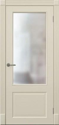 Межкомнатные скрытые тайные крашенные двери без наличника скрытые с зеркалом ТМ Омега (Украина) Милан ПО, Киев. Цена - 5 243 грн