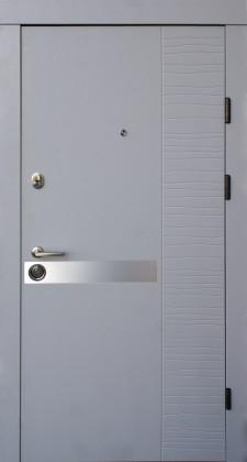 Входные двери в квартиру в дом Qdoors (Украина) Делла-AL, Киев. Цена - 10 990 грн