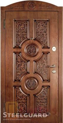 Входные уличные двери Стилгард (Steelguard) модель S-18, Киев. Цена - 19 350 грн