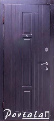 Входные бронированные уличные двери в дом Портала (Украина) Нью-Йорк Элегант улица, Киев. Цена - 7 500 грн
