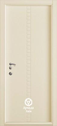 Входные бронированные уличные белые входные двери в квартиру в дом Armada (Украина) Ка12, Киев. Цена - 17 800 грн