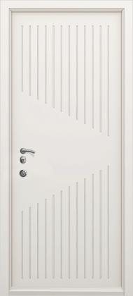 Входные бронированные уличные белые входные двери в квартиру в дом Armada (Украина) Ка13, Киев. Цена - 17 800 грн