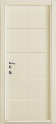 Входные бронированные уличные белые входные двери в квартиру в дом Armada (Украина) Ка15, Киев. Цена - 17 800 грн