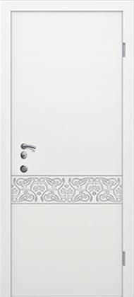 Входные бронированные уличные белые входные двери в квартиру в дом Armada (Украина) Ка153, Киев. Цена - 17 800 грн