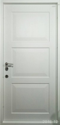 Входные бронированные уличные белые входные двери в квартиру в дом Armada (Украина) Ка156, Киев. Цена - 17 800 грн