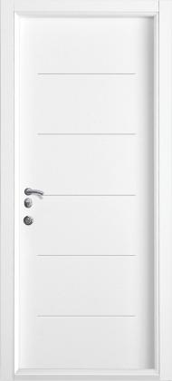 Входные бронированные уличные белые входные двери в квартиру в дом Armada (Украина) Ка17, Киев. Цена - 17 800 грн