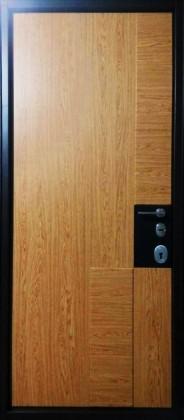 Входные бронированные уличные двери в квартиру в дом Armada (Украина) Ка256 Дуб, Киев. Цена - 17 800 грн