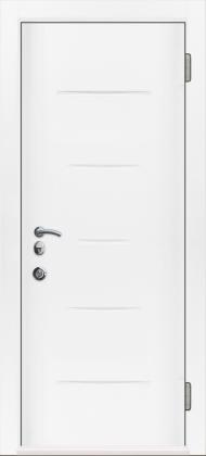 Входные бронированные уличные белые входные двери в квартиру в дом Armada (Украина) Ка26, Киев. Цена - 17 800 грн