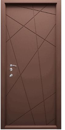 Входные бронированные уличные двери в квартиру в дом Armada (Украина) Ка29, Киев. Цена - 17 800 грн