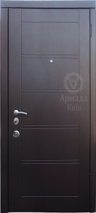 Входные бронированные уличные двери в квартиру в дом Armada (Украина) Ка34, Киев. Цена - 17 800 грн