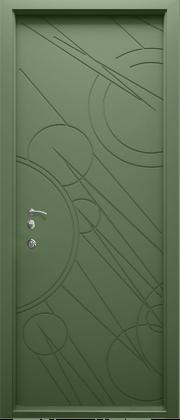 Входные бронированные уличные двери в квартиру в дом Armada (Украина) Ка38, Киев. Цена - 17 800 грн