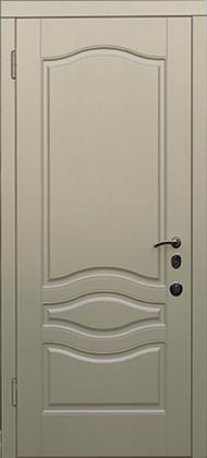 Входные бронированные уличные белые входные двери в квартиру в дом Armada (Украина) Ка49, Киев. Цена - 17 800 грн