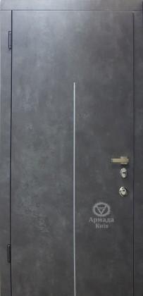 Входные бронированные уличные двери в квартиру в дом Armada (Украина) Креатив Ка301, Киев. Цена - 21 750 грн