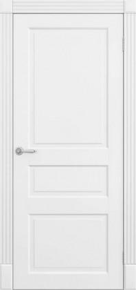 Межкомнатные белые скрытые скрытые крашенные скрытые тайные крашенные двери без наличника скрытые с отделкой скрытые с зеркалом ТМ Омега (Украина) Лондон ПГ, Киев. Цена - 4 239 грн