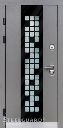 Входные бронированные уличные двери в дом Стилгард (Steelguard) Manhattan, Киев. Цена - 26 500 грн