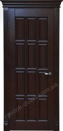Межкомнатные деревянные двери из массива РОСТОК (Украина) MD-1, Киев. Цена - 10 133 грн