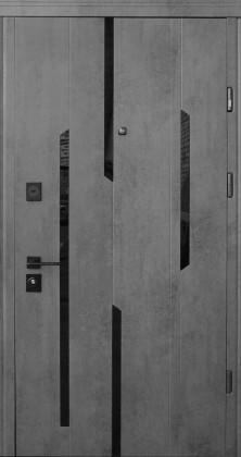 Входные бронированные двери в квартиру СТРАЖ (Украина) Mirage, Киев. Цена - 20 490 грн