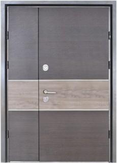 Входные бронированные уличные двери в дом СТРАЖ (Украина) модель Party C 1,5, Киев. Цена - 27 740 грн