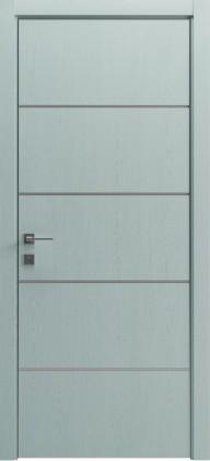 Межкомнатные стеклянные деревянные ламинированные двери ТМ Родос (Украина) Межкомнатная дверь Modern Flat-03, Киев. Цена - 6 599 грн