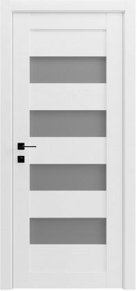 Межкомнатные деревянные ламинированные двери ТМ Родос (Украина) Межкомнатная дверь Modern Milano, Киев. Цена - 5 299 грн