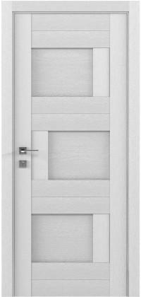 Межкомнатные стеклянные деревянные ламинированные двери ТМ Родос (Украина) Межкомнатная дверь Modern Palermo, Киев. Цена - 4 999 грн