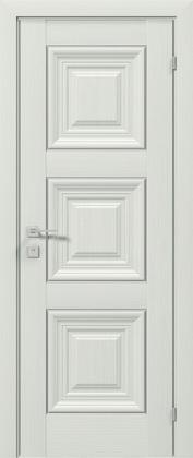 Межкомнатные деревянные ламинированные двери ТМ Родос (Украина) Межкомнатная дверь Versal Irida, Сосна крем, Киев. Цена - 11 499 грн