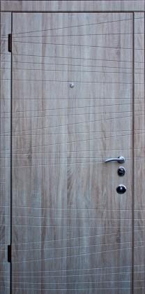 Входные бронированные уличные двери в квартиру в дом Armada (Украина) Соната В14.2, Киев. Цена - 17 800 грн