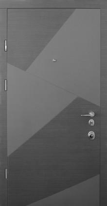 Входные бронированные двери в квартиру СТРАЖ (Украина) Входные двери Страж модель Splint, Киев. Цена - 25 750 грн