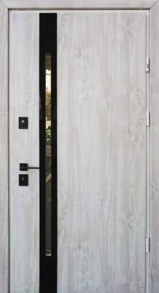 Входные бронированные уличные теплые двери в дом СТРАЖ (Украина) Уличные двери Страж Slim Z, Киев. Цена - 25 000 грн