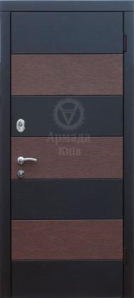 Входные бронированные уличные двери в квартиру в дом Armada (Украина) В14.13, Киев. Цена - 17 800 грн