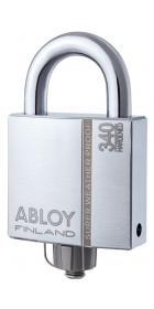 Замок навесной ABLOY PL330 SENTRY BA66EE 2KEY STR B NR shackle 25мм 10мм BOX