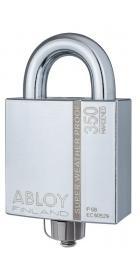 Замок навесной ABLOY PLLW350T *PROTEC2 CLIQ TA77ZZ M/S NR shackle 25мм 14мм BOX